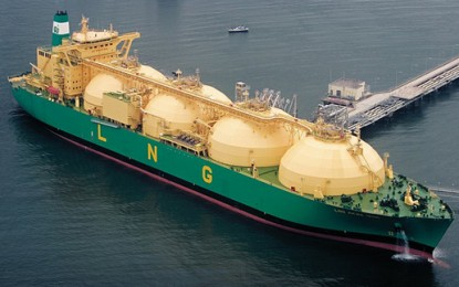 Oil and gas giants partner on LNG infrastructure