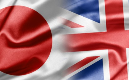 UK and Japan to work together on climate change