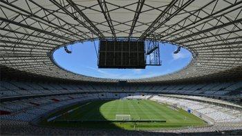 Estadio Mineirao, Belo Horizonte where England will play Costa Rica. Image: FIFA