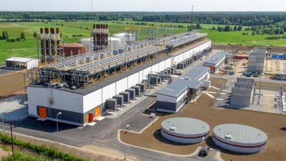 Kiisa, Estonia's emergency reserve power plant. Image: Wartsila