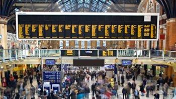Liverpool Street station. Image: Thinkstock