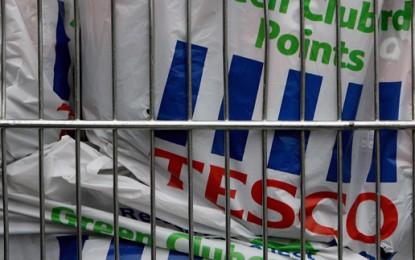 Tesco goes green for good