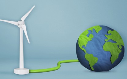 Global wind power capacity 'to more than double by 2020′