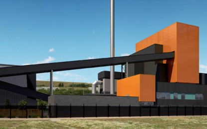 £120m Sheffield biomass plant produces first power
