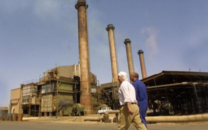 Iraq's major oil refinery 'seized by rebels'