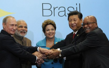 Putin proposes an energy club for BRICS nations