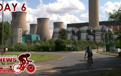 ELN Power Ride – Day 6 – Staythorpe to Bawtry