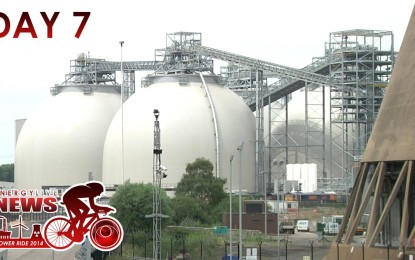 ELN Power Ride – Day 7 – Drax Power Station