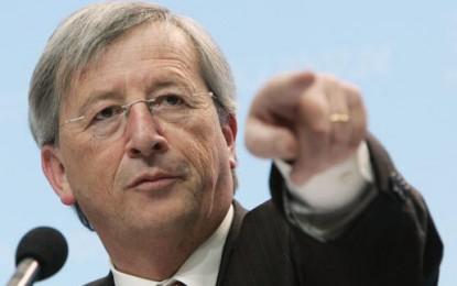 Juncker backs 30% energy efficiency target