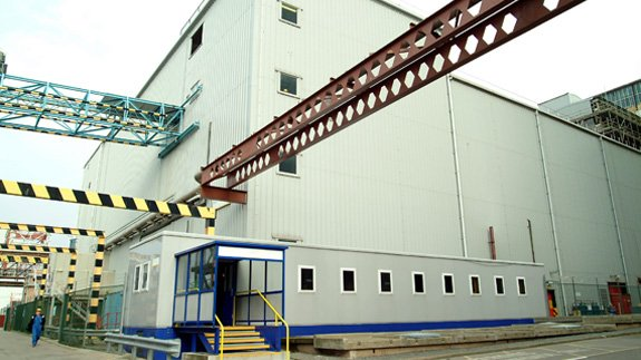 Magnox Reprocessing Plant. Copyright: Sellafield