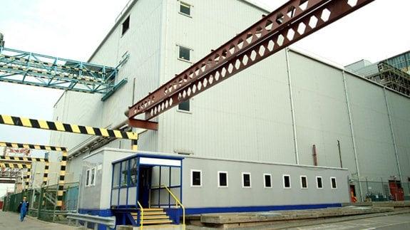 Magnox Reprocessing Plant. Copyright: Sellafield