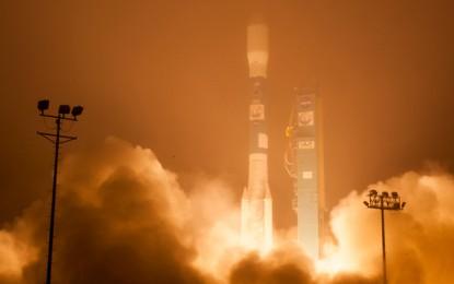 Blast off! NASA mission hunts Earth's carbon sinks