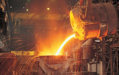 "Steelmakers unsure of ""absolute cap"" on energy use"