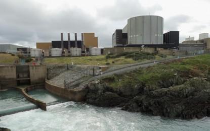 Wylfa nuclear plant reopens after five-month closure