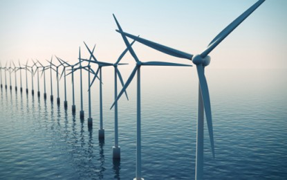 Government backs wind farm offshore Sussex