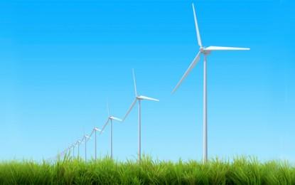 Scotland approves two onshore wind farms