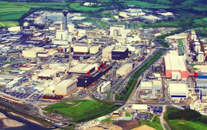 Sellafield seeks suppliers for £1.5bn nuclear clean-up