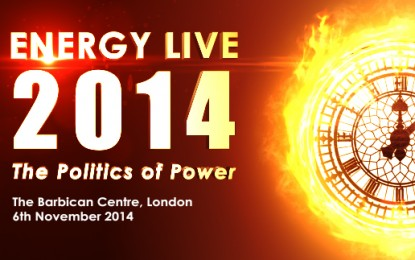 Get set for Energy Live 2014