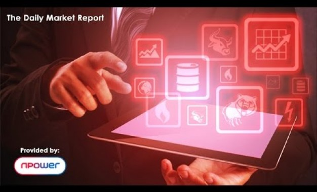 The Daily Market Report – 15th August 2014