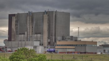 Hartlepool nuclear power station has a similar design to Heysham. Image: Thinkstock