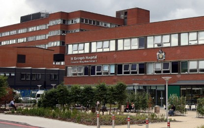 St George's Hospital hopes to heal energy spend by £1m