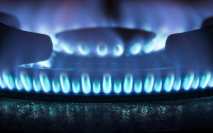 UK sees fall in gas imports in 2014