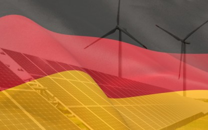 Germany sets another renewable energy record