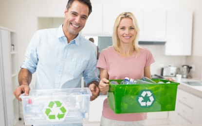 Shopping vouchers for householders who recycle