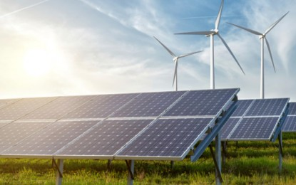 UK renewables produce record high electricity