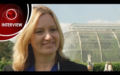Amber Rudd pledges certainty for businesses in energy