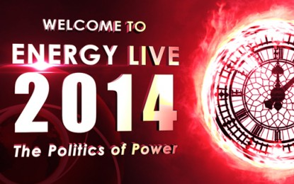 Ed Davey, Big Six bosses and energy saving tips at Energy Live 2014