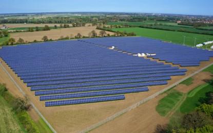 Sprawling solar powers BT research lab