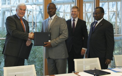 EU backs West African solar project with €23m loan