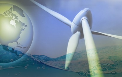 Global offshore wind power to reach 40GW by 2020