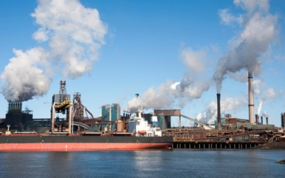 $5m for port emission reduction projects