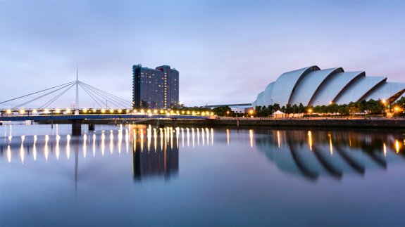 River Clyde in Glasgow Image: Thinkstock