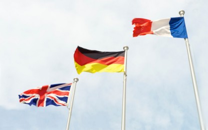 UK, French and German embassies promote climate change action