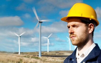 New scheme to boost UK wind energy training