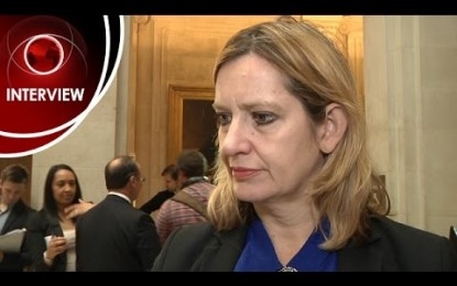 Amber Rudd: Smart meters WILL bring bills down