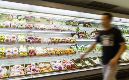 Fifth of shoppers want tech to help cut food waste