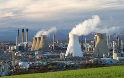 Power plant at Grangemouth refinery sold to Ineos