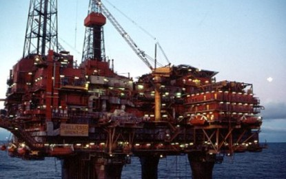 UK needs £1,000bn to tap North Sea oil and gas