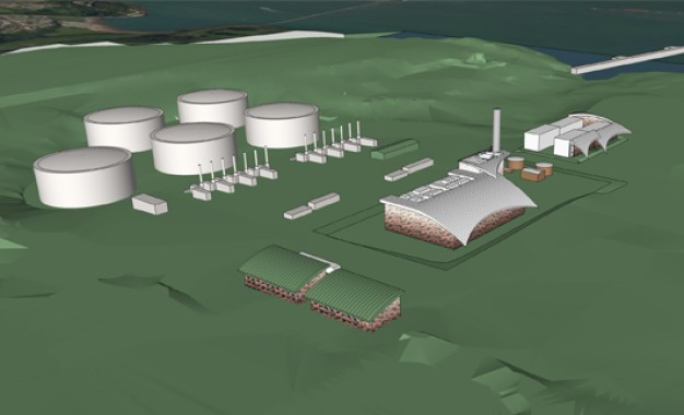 Go-ahead for South Hook CHP plant