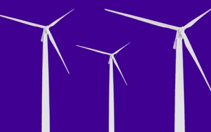 Yahoo to power searches with wind energy