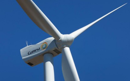 Gamesa wins 68MW wind order in Brazil