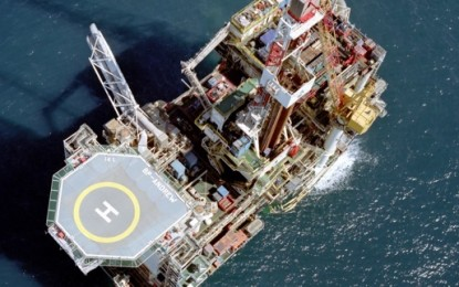 Fresh oil find in North Sea
