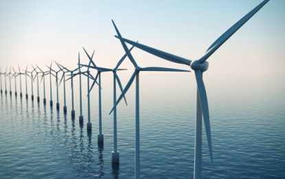 Green light for four Scottish offshore wind farms