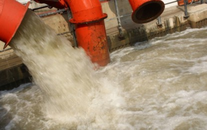 China lent $288m for wastewater treatment
