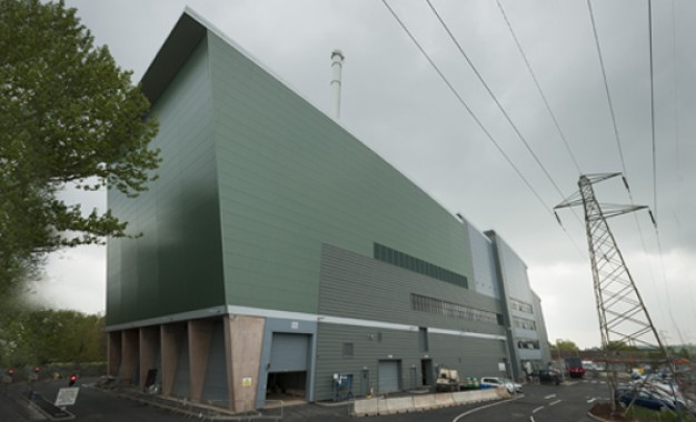 Waste-to-energy plant officially opened in Exeter