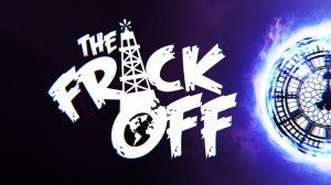 The frack-off at Energy Live 2014